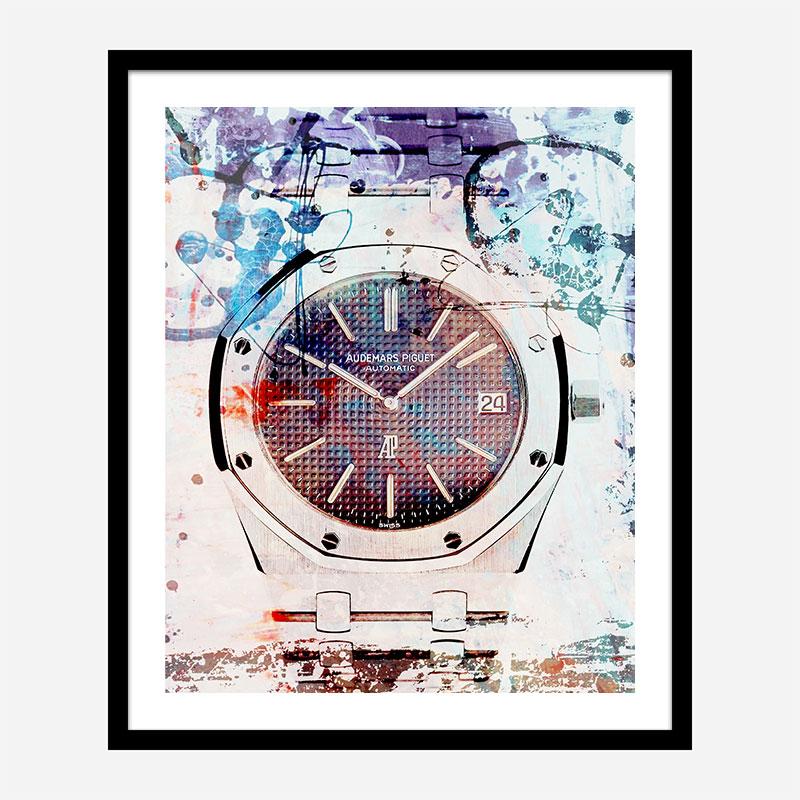 AP Abstract Art Print