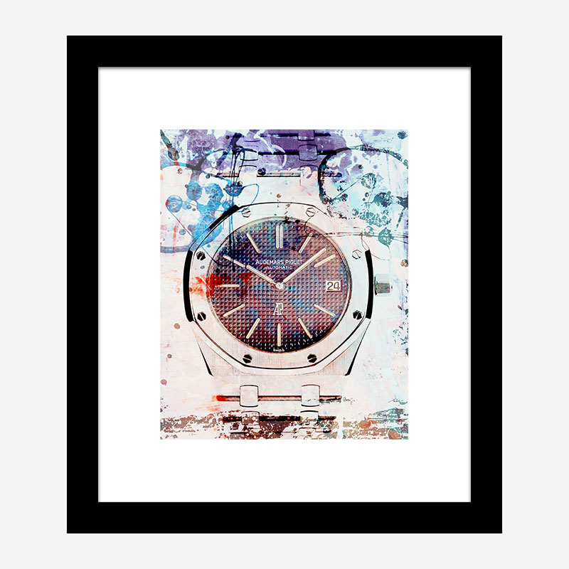 AP Abstract Art Print
