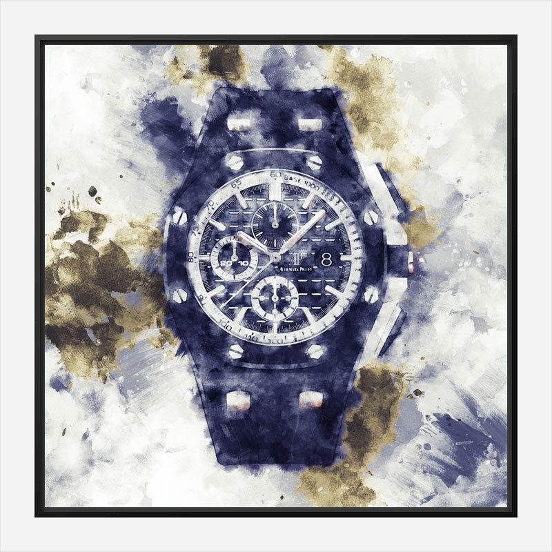 AP Grunge Wall Art Print