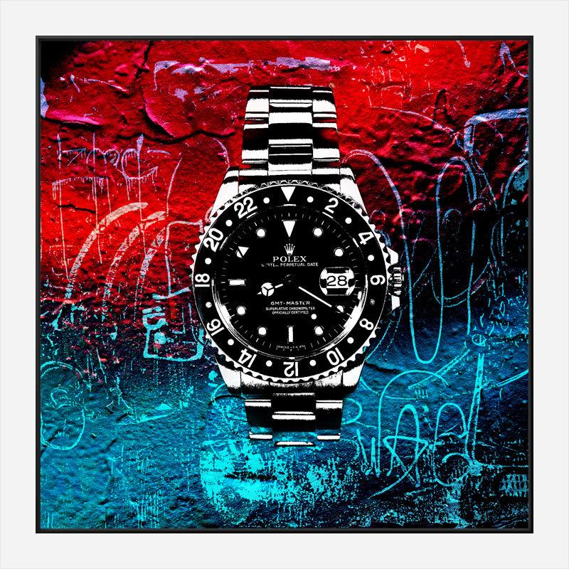 GMT Abstract Wall Art Print