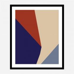 Color Blocks 03 Wall Art Print