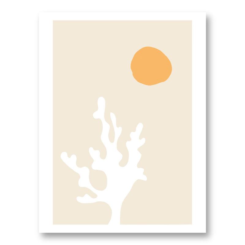 Seaweed in the Sun Wall Art Print