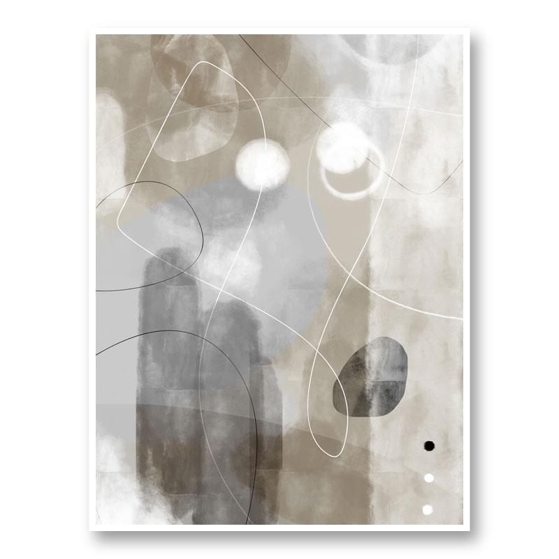 Twist Wall Art Print