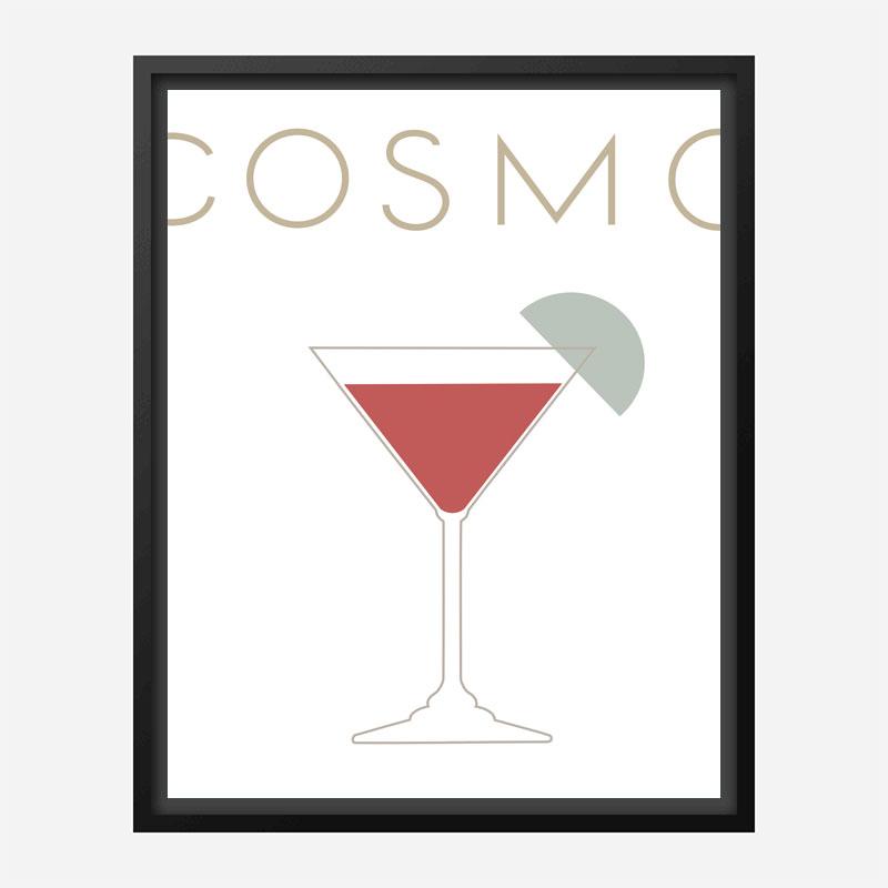 Cosmopolitan Wall Art Print