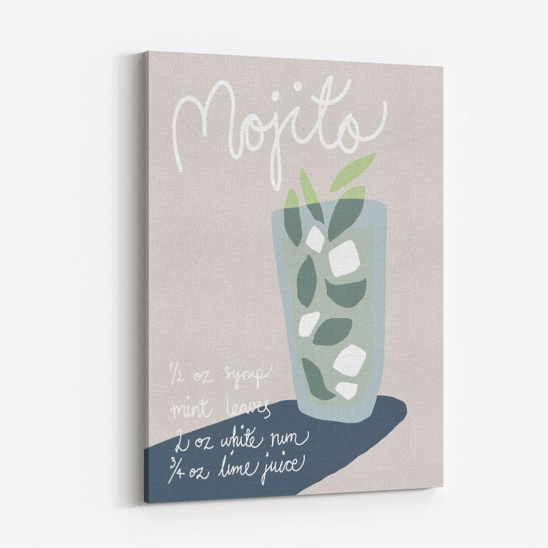 Mojito Wall Art Print