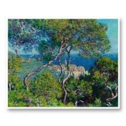 Bordighera by Claude Monet Art Print