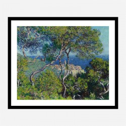 Bordighera by Claude Monet Art Print