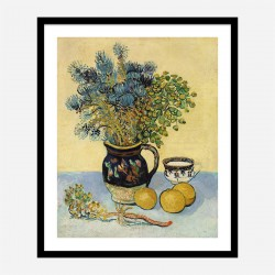 Still Life by Vincent Van Gogh Art Print