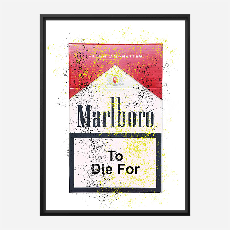 To Die For Art Print
