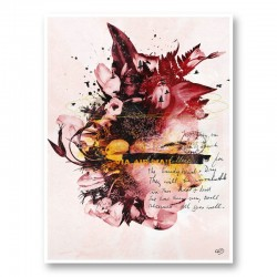 Cool To Be You Art Print