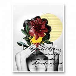 Lost Art Of Keeping A Secret Art Print