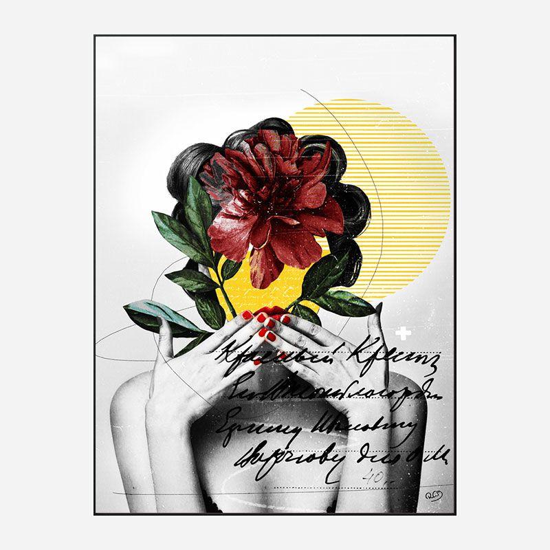 Lost Art Of Keeping A Secret Art Print