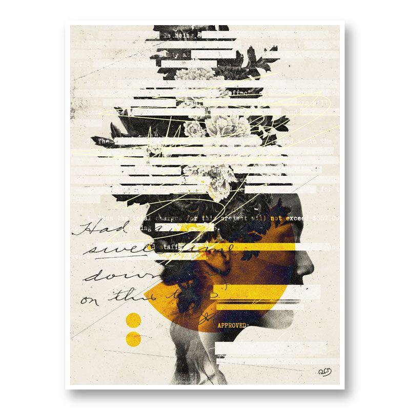 We Amplify Art Print