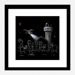 Alternativity by Banksy Art Print