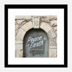 Banksy Peace On Earth Art Print
