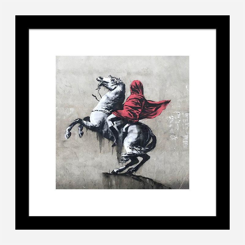 Napoleon by Banksy Art Print